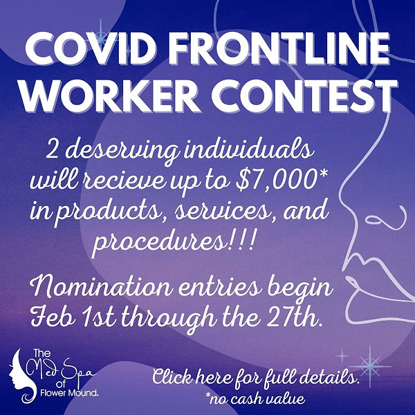 Fronnt Line Worker Contest Graphic Click