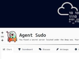 TryHackMe: Agent Sudo CTF Walkthrough
