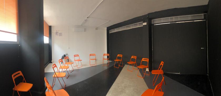 Sala de Ensayo NAVEL ART