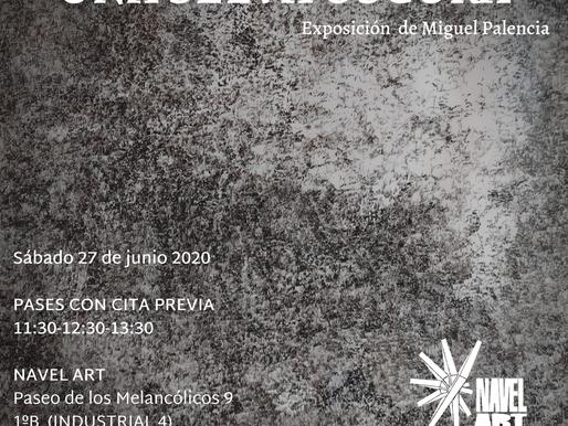 """EXPOSICIÓN de Miguel Palencia """"UNA SELVA OSCURA"""""""