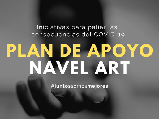 PLAN DE APOYO A NAVEL ART