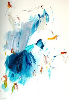 Vuelo II.NAVEL ART