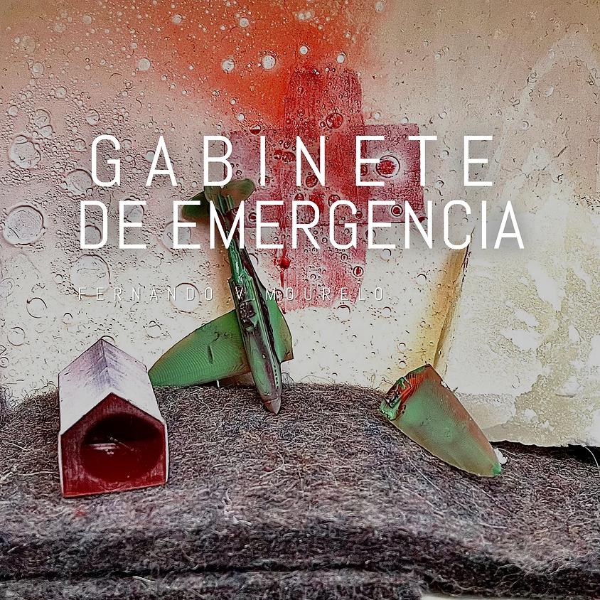 """""""GABINETE DE EMERGENCIA"""""""