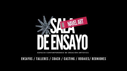 SALA DE ENSAYO - NAVEL ART