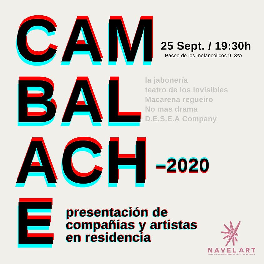 Presentación COMPAÑIAS CAMBALACHE 2020