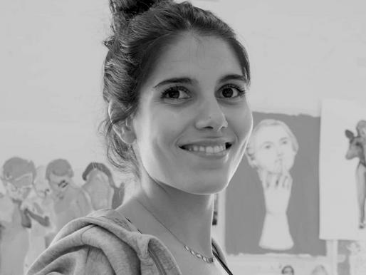"""ENTREVISTA : PAULA SÁNCHEZ nos cuenta como ha sido exponer su proyecto """"FANGO"""""""