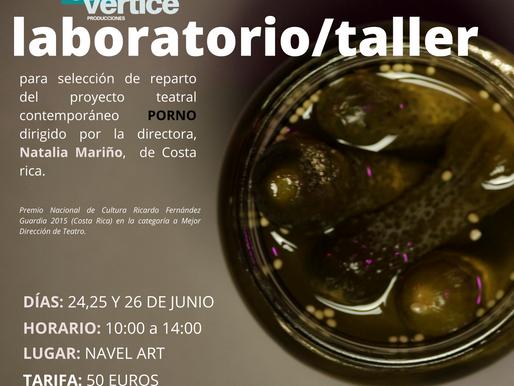 SE BUSCAN INTÉRPRETES para proyecto de la directora Natalia Mariño de Costa Rica.