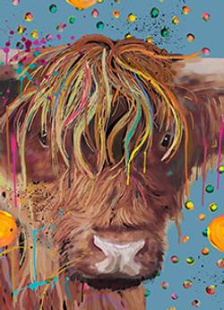 Molly - Highland Cow