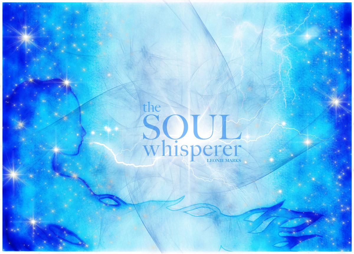 The Soul Whisperer Facebook Background