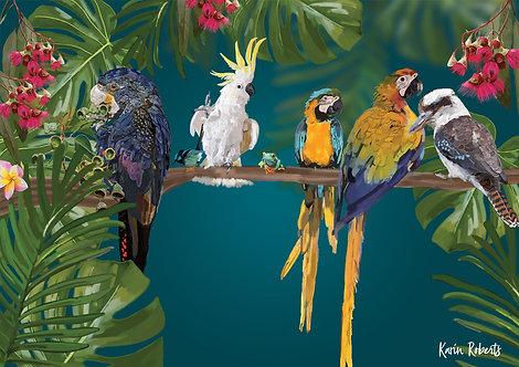 Wildlife Party
