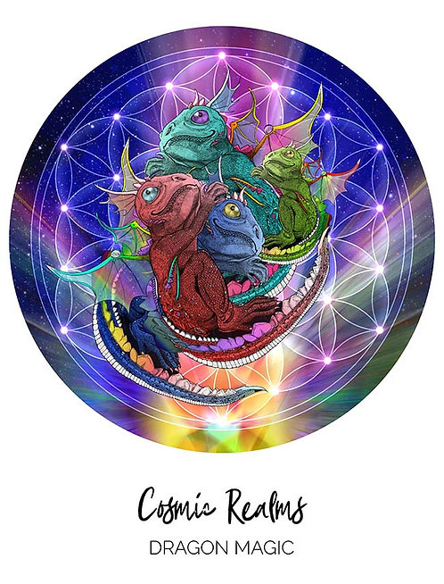 Cosmic Realms - Dragon Magic