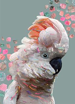 White Cockatoo - Ivy