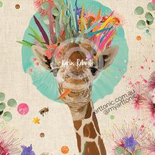 Miss Daisy - Giraffe