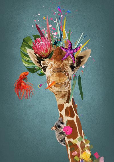 Daisy Giraffe