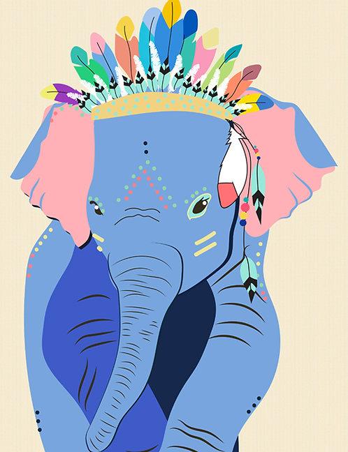 Elia the Elephant