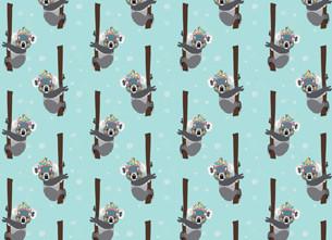 Koala Pattern Design