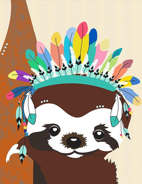 Samoo the Sloth