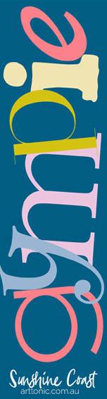 Gympie Sunshine Coast Bookmark
