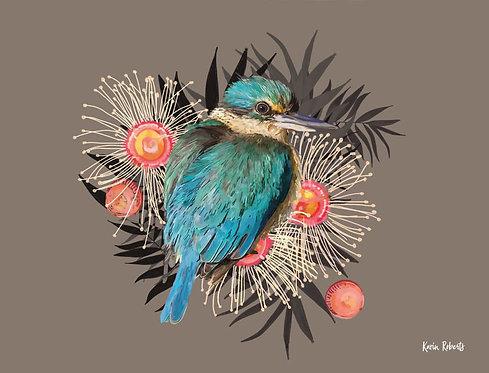 Botanical Kingfisher