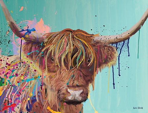 Molly - Highland Cow