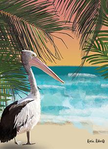 Noosa icon - Pelican