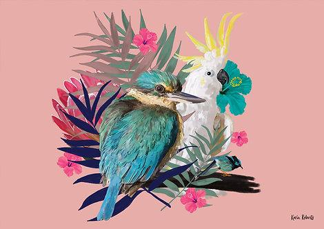 Cheeky Birds