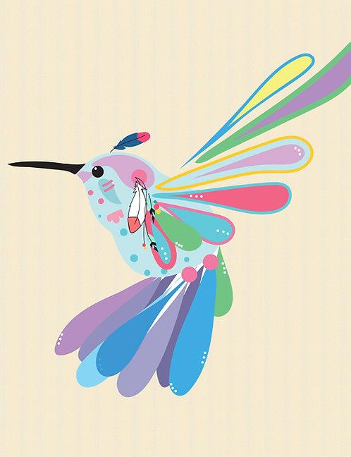 Harriet the Hummingbird