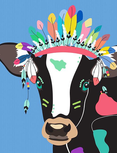 Claudia the Cow