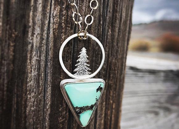 Wondering Pine Pendant