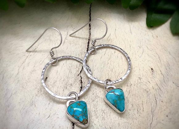 Whitewater Drop Earrings
