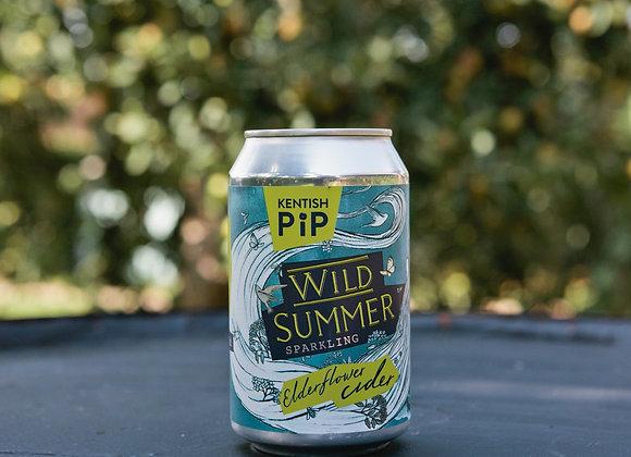 Wild Summer Elderflower Cider
