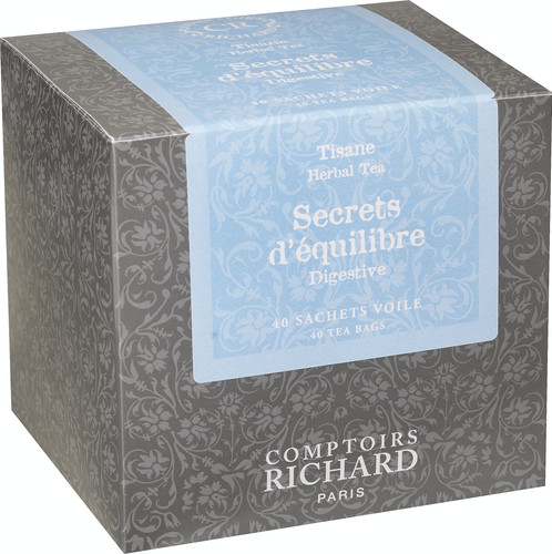 Comptoirs Richard Tea Paname Coffee Tea Importers