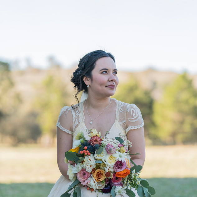 Bride Wedding photography Caberra
