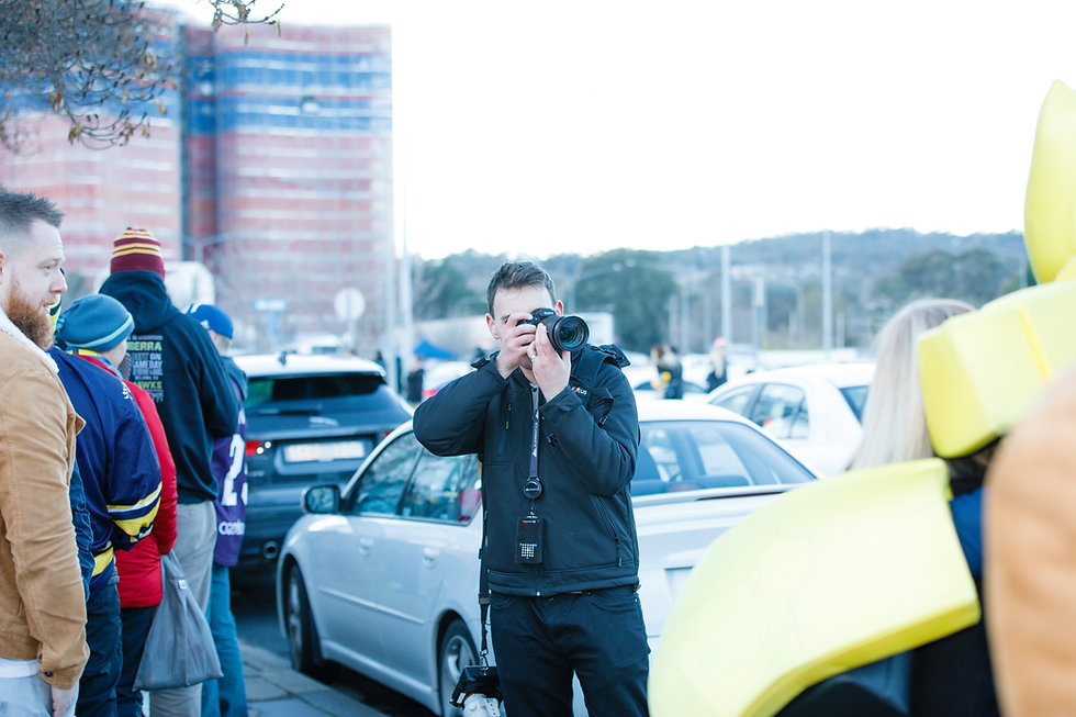 Event Photographers Canberra