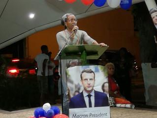 ELECTION PRESIDENTIELLE 2017: commentaire des résultats du 1er tour en Outre-Mer