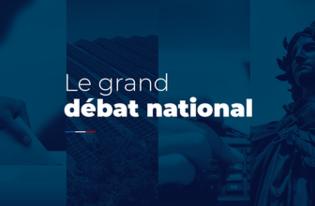 Le grand debat national