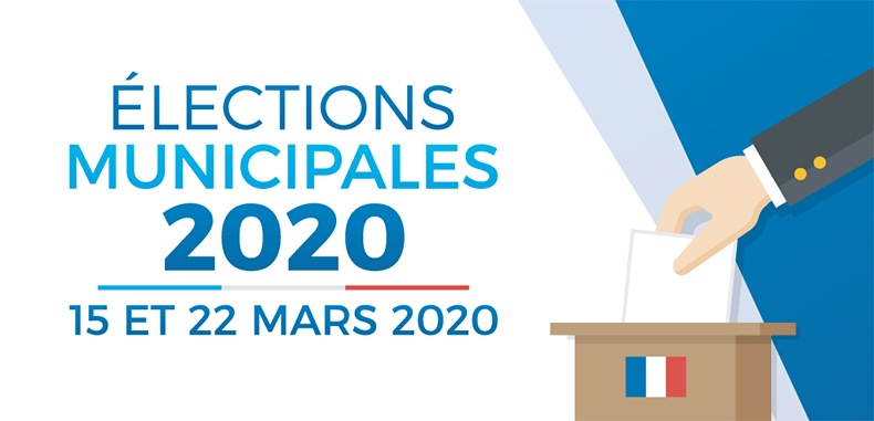 Elections municipales 2020 - Vote