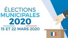 Elections municipales 2020 : soutien aux candidats