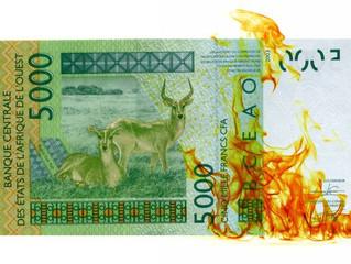 Le Franc CFA, ou comment la France a institué le nazisme monétaire en Afrique francophone.