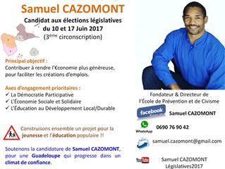 ZOOM sur Samuel CAZOMONT !