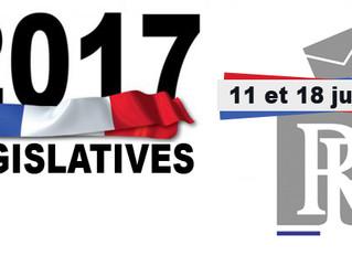 Elections législatives 2017 : visionnez l'intervention de Patricia POMPILIUS, sur ATV, lors du 1