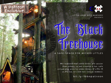 The Black Treehouse: A Safe Space for Wicked Littles