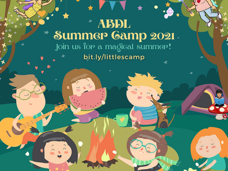 ABDL Summer Camp 2021 is Here!