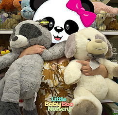 Mommy Boo of Little Baby Boo Nursery