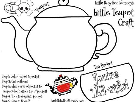 WCJG's Tea Party!