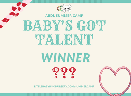 Baby's Got Talent WINNER!