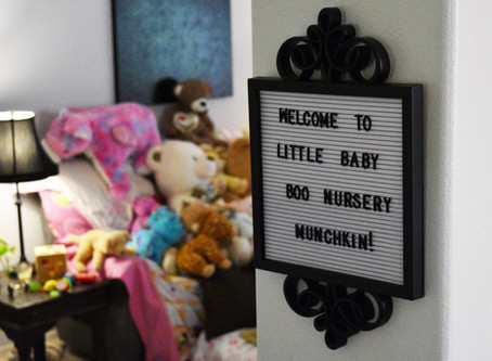 Stuffies & Signs