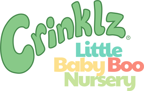 Crinklz & Little Baby Boo Nursery are all about love!