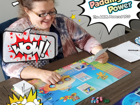 Mommy Boo's New Favorite Game