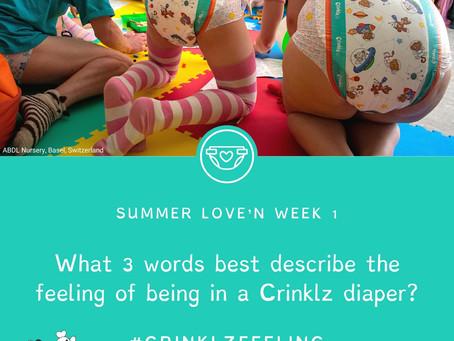 Summer Love'n - Week One